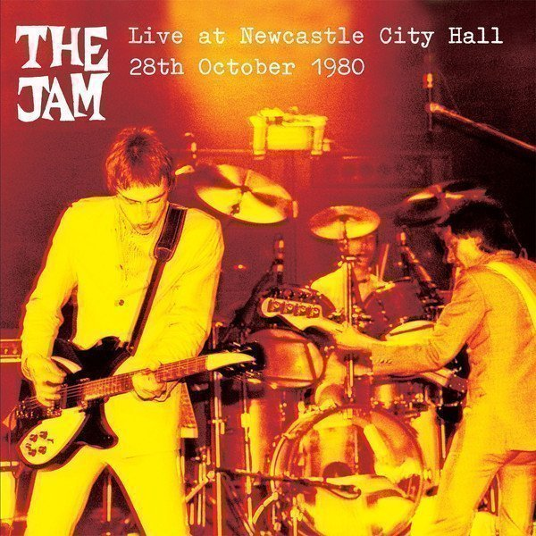 The Jam - Live At Newcastle City Hall 28th October 1980