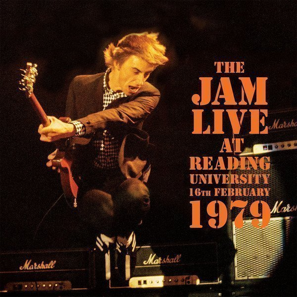 The Jam - Live At Reading University 16th February 1979