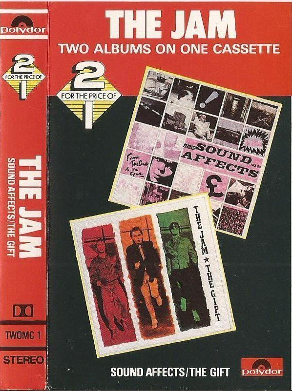 The Jam - Sound Affects / The Gift