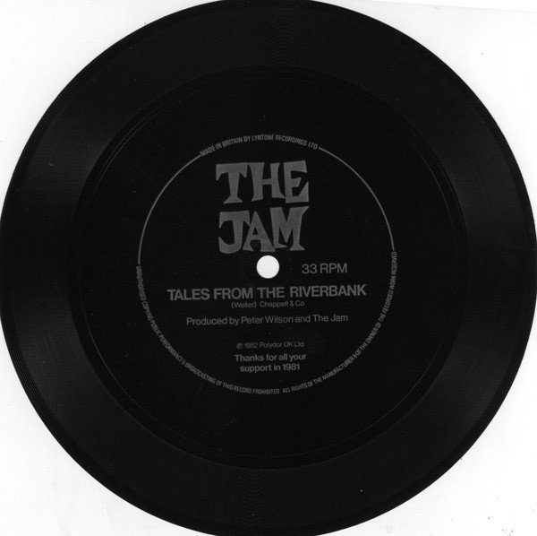 The Jam - Tales From The Riverbank