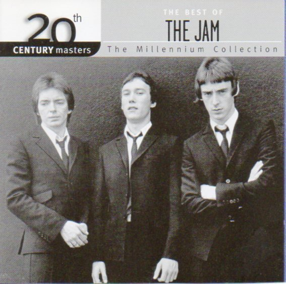 The Jam - The Best Of The Jam
