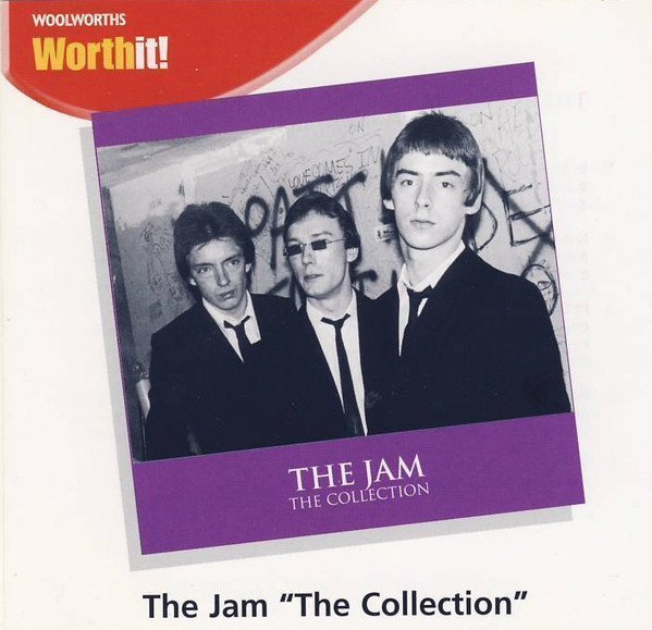 The Jam - The Collection