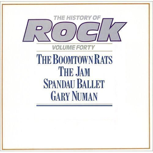 The Jam - The History Of Rock (Volume Forty)