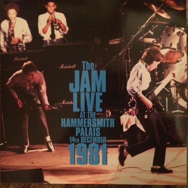 The Jam - The Jam Live At The Hammersmith Palais 14th December 1981