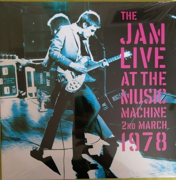 The Jam - The Jam Live At The Music Machine 2nd March 1978