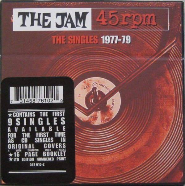 The Jam - The Singles 1977-79