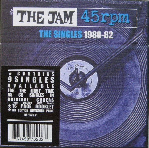 The Jam - The Singles 1980-82