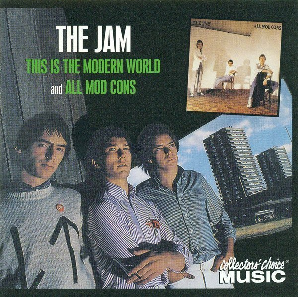 The Jam - This Is The Modern World / All Mod Cons