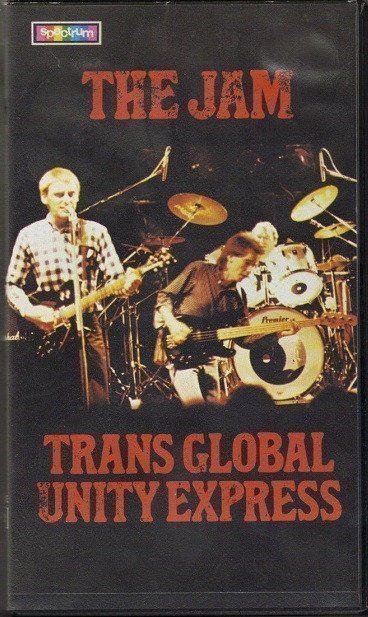 The Jam - Trans Global Unity Express
