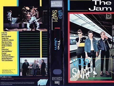 The Jam - Video Snap!