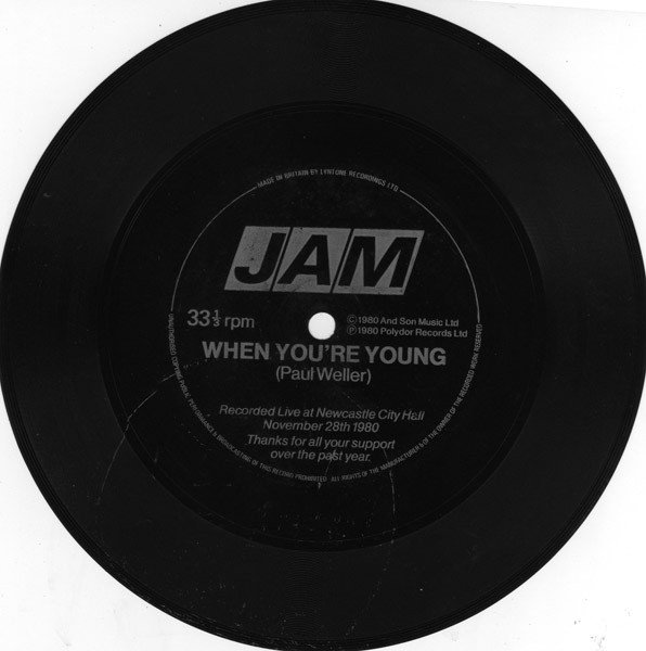 The Jam - When You