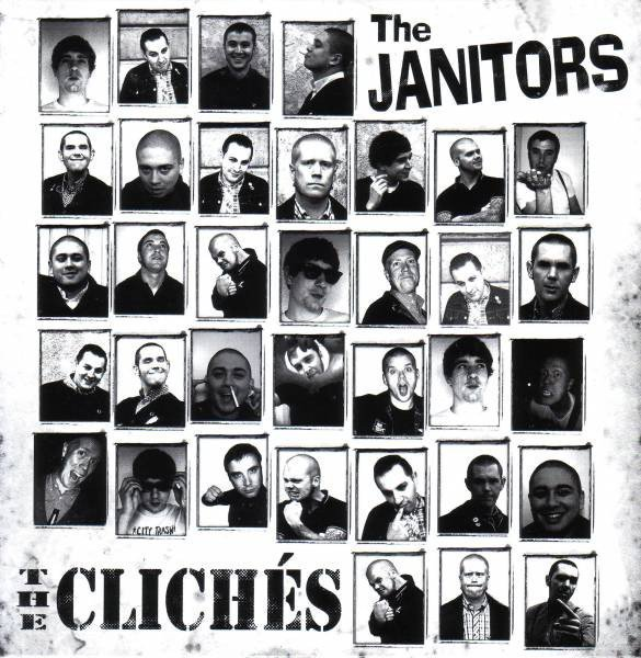 The Janitors - The Clichés / The Janitors