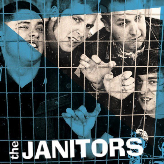 The Janitors - The Janitors