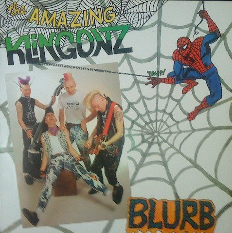 The Klingonz - Blurb