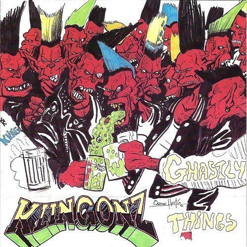 The Klingonz - Ghastly Things