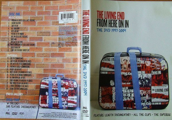 The Living End - From Here On In: The DVD 1997-2004