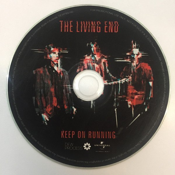 The Living End - Keep On Running