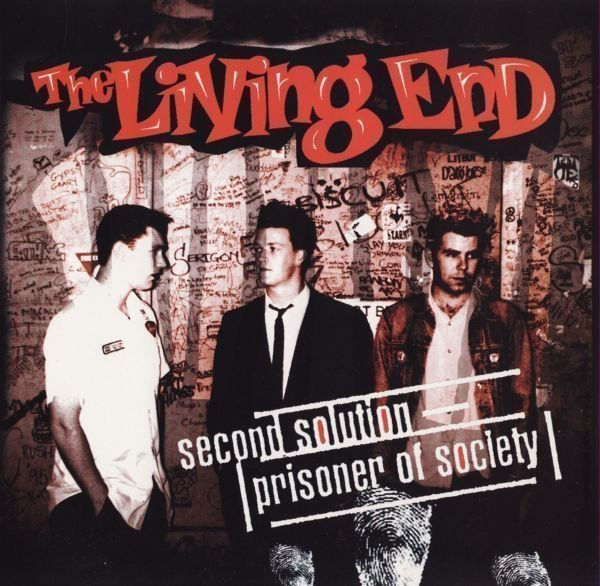 The Living End - Second Solution / Prisoner Of Society