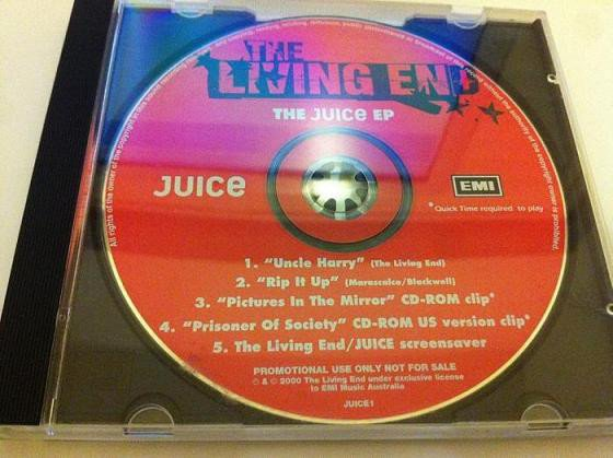 The Living End - The Juice EP