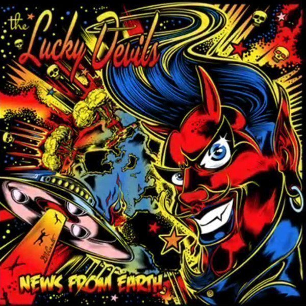 The Lucky Devils - News From Earth