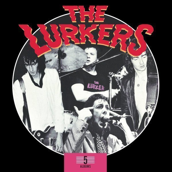 The Lurkers - 5 Albums