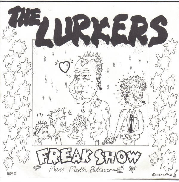 The Lurkers - Freak Show