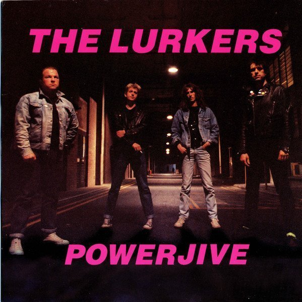 The Lurkers - Powerjive