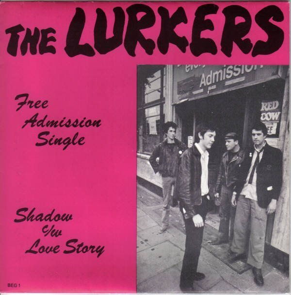 The Lurkers - Shadow c/w Love Story (Free Admission Single)