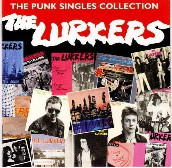 The Lurkers - The Punk Singles Collection