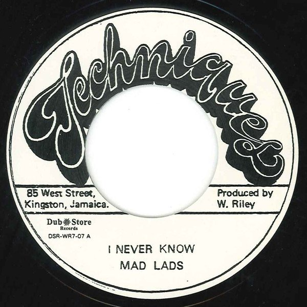The Mad Lads - I Never Know