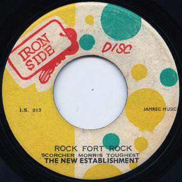 The Mad Lads - Rock Fort Rock / You