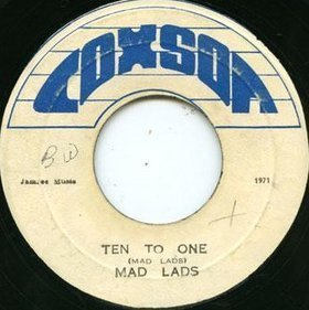 The Mad Lads - Ten To One