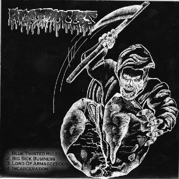 The Mad Thrashers - Agathocles / The Mad Thrashers