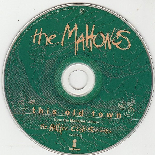 The Mahones - This Old Town