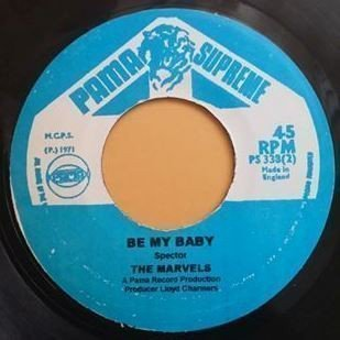 The Marvels - Be My Baby