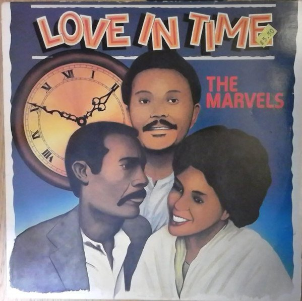 The Marvels - Love In Time