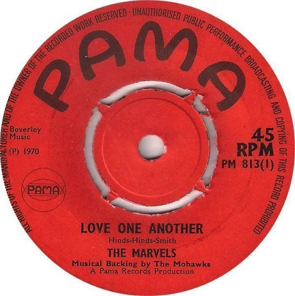 The Marvels - Love One Another