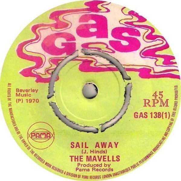 The Marvels - Sail Away