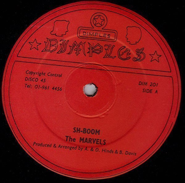 The Marvels - Sh-Boom