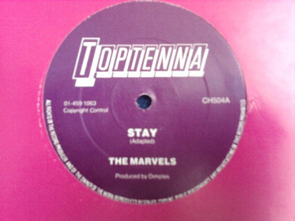 The Marvels - Stay