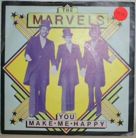 The Marvels - You Make Me Happy