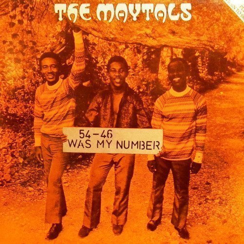 The Maytals - 54-46 Was My Number