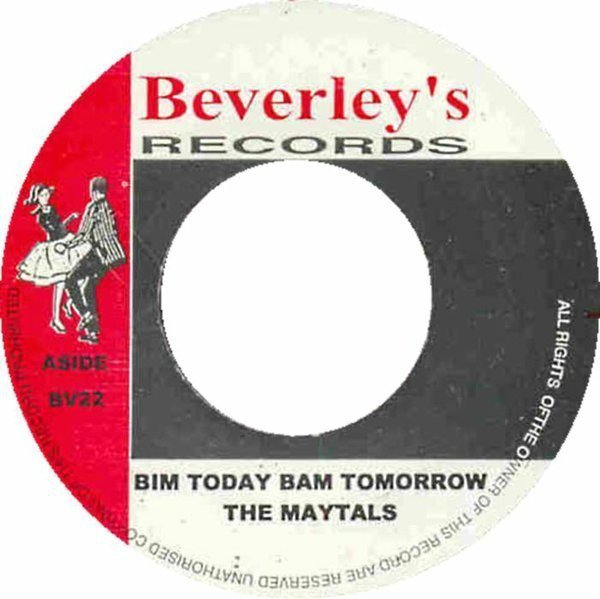 The Maytals - Bim Today Bam Tomorrow / Double Action