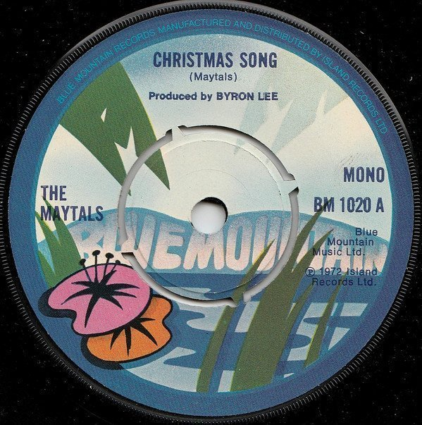 The Maytals - Christmas Song