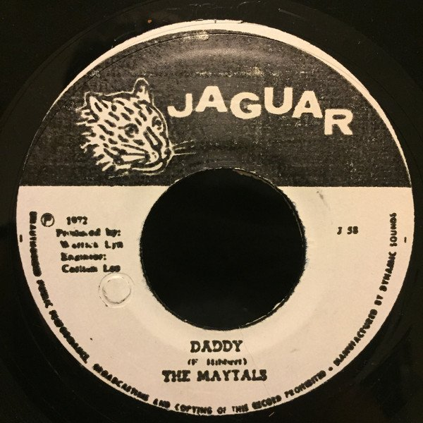 The Maytals - Daddy / What