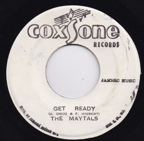 The Maytals - Get Ready / Central Kingston