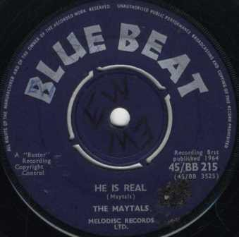 The Maytals - He Is Real / Domino