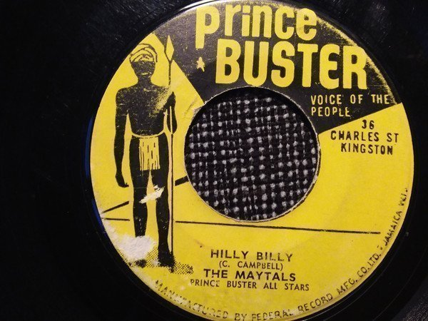The Maytals - Hilly Billy / You