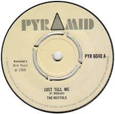 The Maytals - Just Tell Me / Reborn