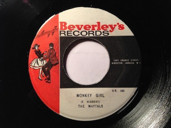 The Maytals - Monkey Girl